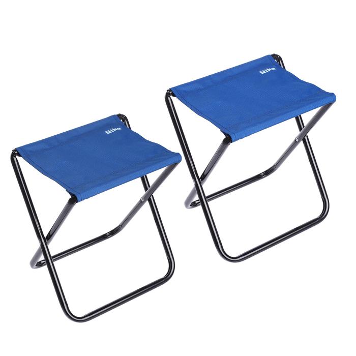 Набор стульев, цвет синий, 2 шт в сумке, 34 х 29,5 х 37 см, НПС