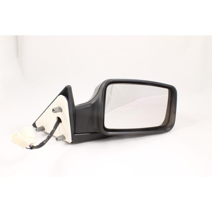 Зеркало боковое 3277 LADA PRIORA, ВАЗ 2110, подогрев, черное, 2 шт.