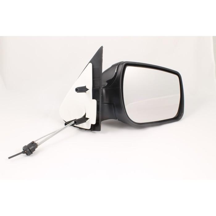 Зеркало боковое 3292 LADA KALINA, черное, 2 шт.