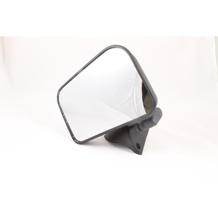 Зеркало боковое 3220 NIVA, черное, 2 шт.