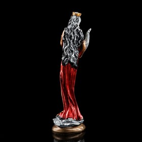 "Сувенир ""Фортуна"" 50 см, красное платье"