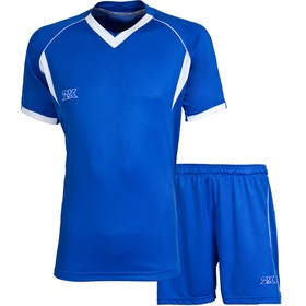 Комплект футбольной формы 2K Sport Agio, royal/royal/white, размер XXXL