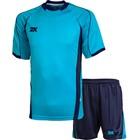 Комплект футбольной формы 2K Sport Forte, sky-blue/navy, размер XS