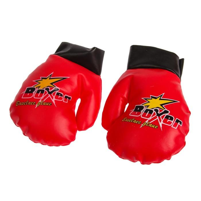 Боксёрские перчатки «Нокаут»