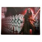 """Накладка на стол дизайнерская """"Звёздные войны"""" А4, 21 х 29,7 см"""