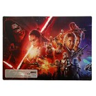 """Накладка на стол дизайнерская """"Звёздные войны"""", размер 297 х 420 мм"""