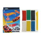 Пластилин 6 цветов, 120 г, Hot Wheels, стек
