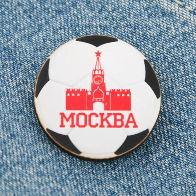 "Icon wooden ""Moscow"" (ball), 3 x 3 cm"
