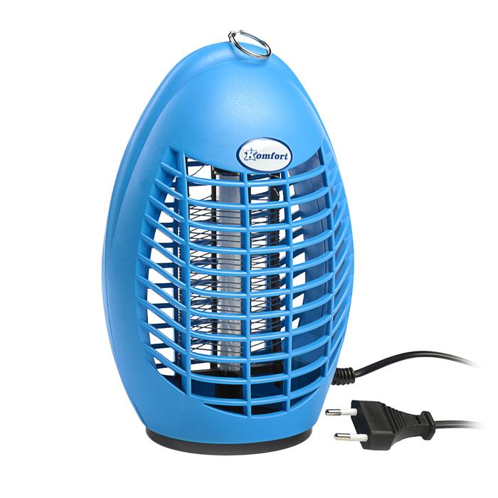 Уничтожитель насекомых Komfort 1083 4 Вт, синий