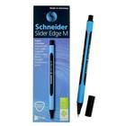 Ручка шариковая Schneider Slider Edge M, узел 0,5 мм, стержень чёрный