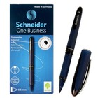 Роллер Schneider One Business узел 0,6 мм, стержень чёрный