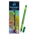 Линер Schneider Line-Up, узел 0,4 мм, темно-зелёный