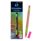 Линер Schneider Line-Up, узел 0,4 мм, неоново-розовый