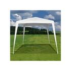 Садовый шатер AFM-1022C White (3х3/2.4х2.4)