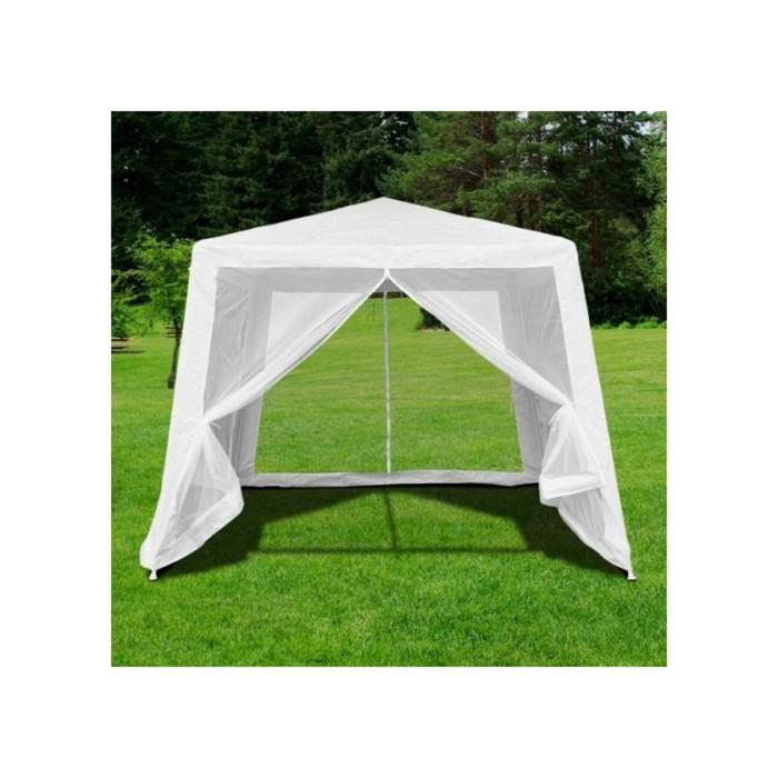 Садовый шатер AFM-1035NC White (3x3/2.4x2.4)