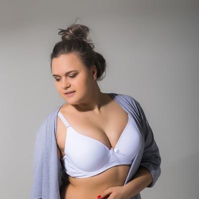 """Бюстгальтер женский """"Лоретт"""", размер 105 D, цвет белый D1807"""