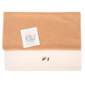 Мягкая игрушка «Плюшевый зайка Боня», набор для шитья, 18,5 × 22,8 × 2,5 см