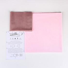 Мягкая игрушка «Плюшевый единорог Юни», набор для шитья, 18.5 х 22.8 х 2.5 см