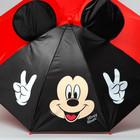 Зонт детский с ушами «Привет», Микки Маус Ø 70 см в наличии - фото 106405812