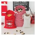 Мешочки для круп с переводками «Любимая кухня», набор для шитья - фото 691840