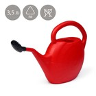 Watering can, 3.5 liters, with a diffuser, MIX color