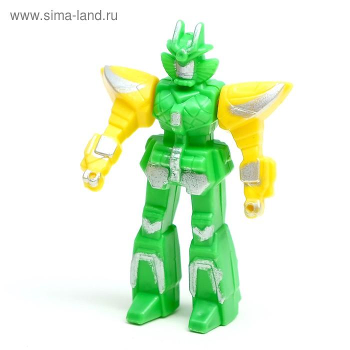 Робот «Герой», цвета МИКС