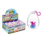 """Растущие игрушки """"Кораллы"""", в прозрачном яйце, МИКС"""
