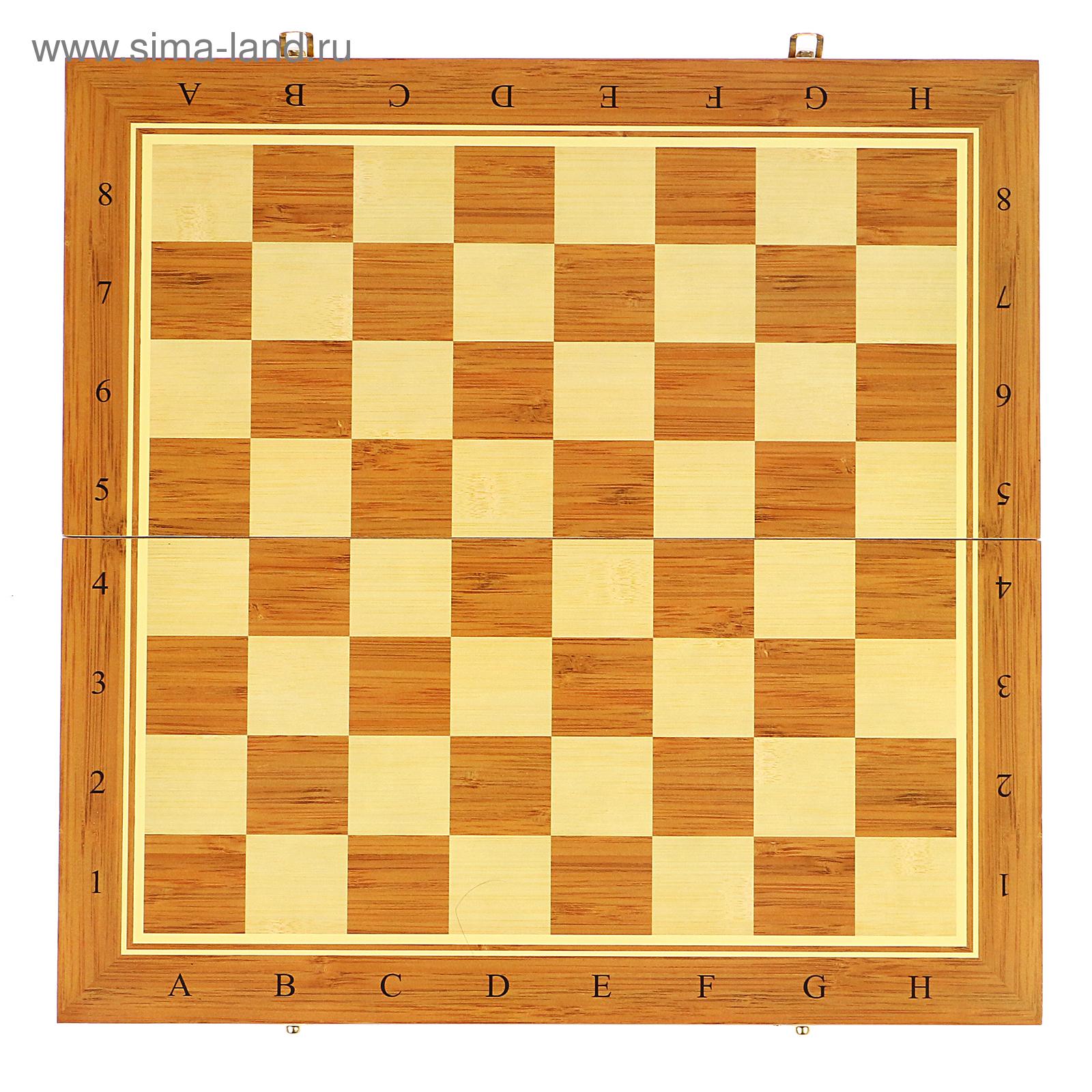 Картинка доски для шахмат