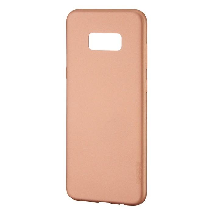 Чехол-накладка X-Level Guardian Series для Samsung S8 Plus (Золотой)