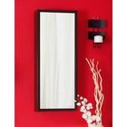 Шкаф зеркальный навесной БАЛИ 40 Прав. ПВХ Венге