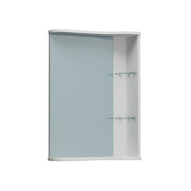 Зеркало «Гротеск 50», белое