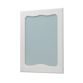 Зеркало «Венеция 65», белое