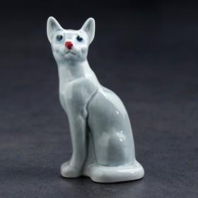 Статуэтка фарфоровая «Кошка Тайка»,10 см, микс в Донецке