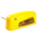 Лампа для гель-лака LuazON LUF-02, UV, 9 Вт, жёлтый