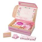 """Набор памятных коробочек для новорожденных """"Наше маленькое счастье"""" для девочки"""