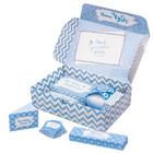 """Набор памятных коробочек для новорожденных """"Наше чудо"""" для мальчика"""