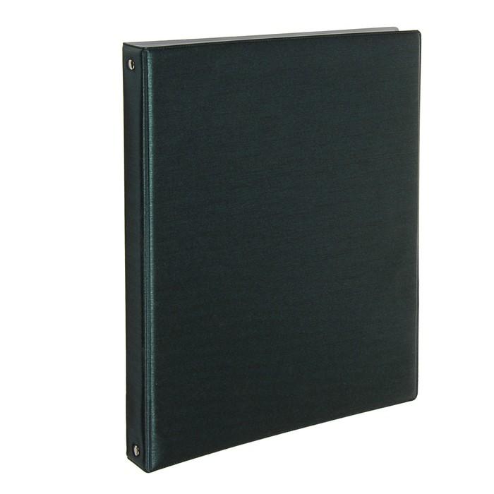 папка для меню на 4х кольцах А4 Xeleste зеленая