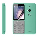 Сотовый телефон BQ M-2429 Touch Light Blue, светло-синий