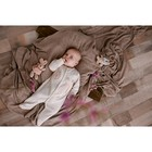 Комплект детский, рост 50 см, цвет молочный рисунок КП196 _М