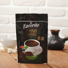 Горячий шоколад, FAVORITE, на фруктозе, 200 г