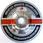 Обдирочный круг ABRAFLEX А-24 Standart BF, по металлу, 125 х 6 х 22,2 мм