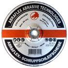 Обдирочный круг ABRAFLEX А-30 Standart BF, по металлу, 230 х 6 х 22,2 мм