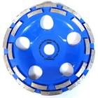 Чашка алмазная зачистная BAUMESSER Beton, двухрядная, 180 х 22,2 мм