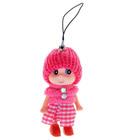 "Doll keychain ""Baby"", a MIX"