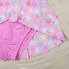 """Купальник слитный для девочки """"Конфетти"""", рост 104-110 см (4-5 лет), цвет розовый"""