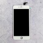 Дисплей для iPhone 6 Plus + тачскрин белый с рамкой, качество AAA+