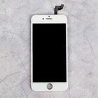 Дисплей для iPhone 6S + тачскрин белый с рамкой, качество AAA+