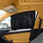 Blinds sunscreen sliding, width 70 cm, height 37-42 cm 2-piece set