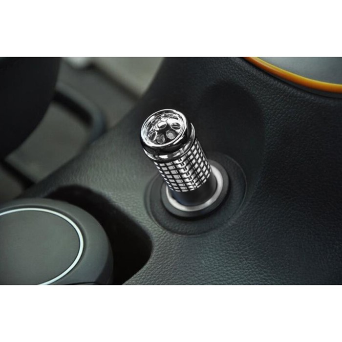 Ионизатор воздуха автомобильный, напряжение 12-24 В, черный