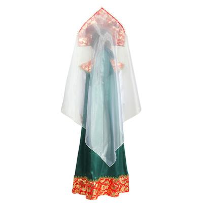 """Карнавальный костюм """"Хозяйка медной горы"""" для девочки, рост 110-116 см"""